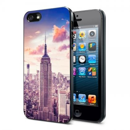 Empire State Building iPhone 6 Plus 6 5S 5C 5 4S 4 Samsung Galaxy S6 S5 Mini S4 S3 Note 4 Case
