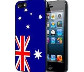Australia Nation Flag iPhone 6 Plus 6 5S 5C 5 4S 4 Samsung Galaxy S6 S5 Mini S4 S3 Note 4 Case
