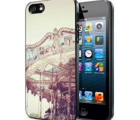 Carousel Art Photography iPhone 6 Plus 6 5S 5C 5 4S 4 Samsung Galaxy S6 S5 Mini S4 S3 Note 4 Case